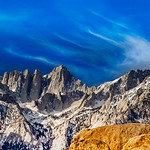 High Winds on Mt Whitney