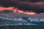 Reno skyline sunset 5193
